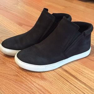 Kenneth Cole Women's High Top Sneakers